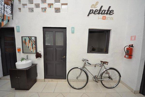 El Petate Hostel - фото 11