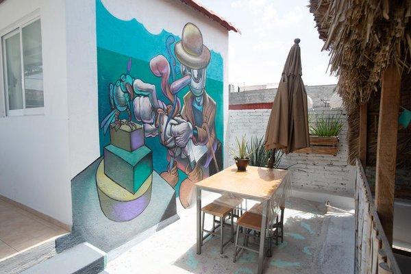 El Petate Hostel - фото 13