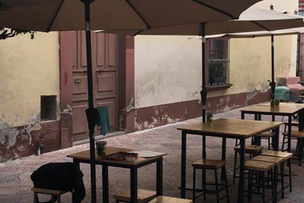 El Petate Hostel - фото 15
