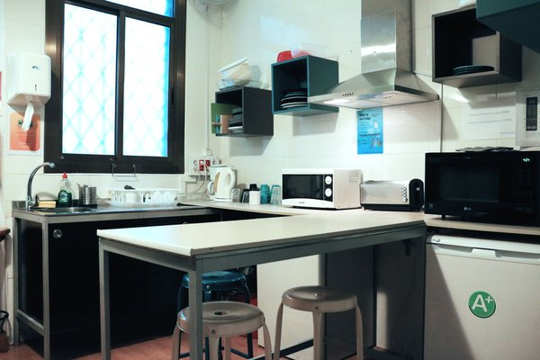 Casa Barcelo Hostel Barcelona - фото 6