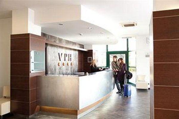 Vercelli Palace Hotel - фото 15