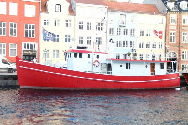 MS Mary -Nyhavn - фото 6
