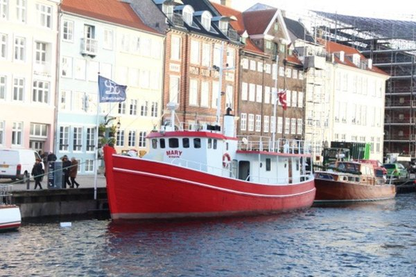 MS Mary -Nyhavn - фото 7
