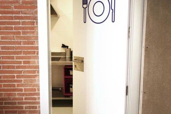 Scout Madrid Hostel - фото 14
