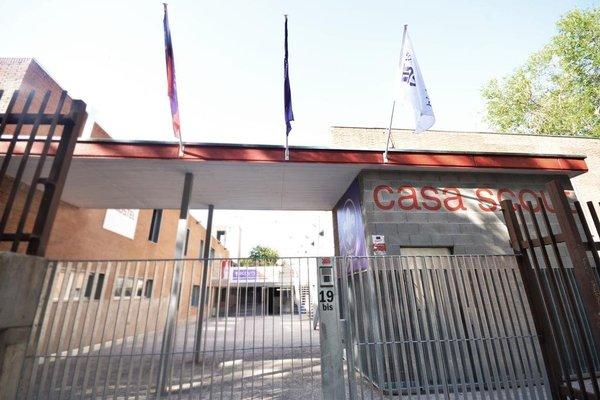Scout Madrid Hostel - фото 15