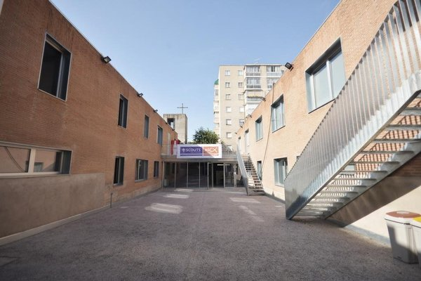 Scout Madrid Hostel - фото 16