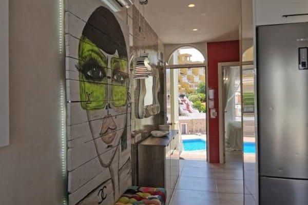 Apartment Orlando Torviscas Bajo - фото 16