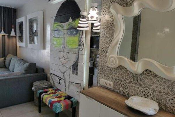 Apartment Orlando Torviscas Bajo - фото 17