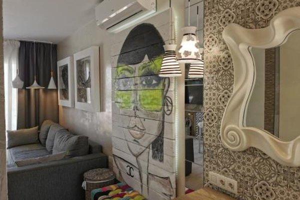 Apartment Orlando Torviscas Bajo - фото 18