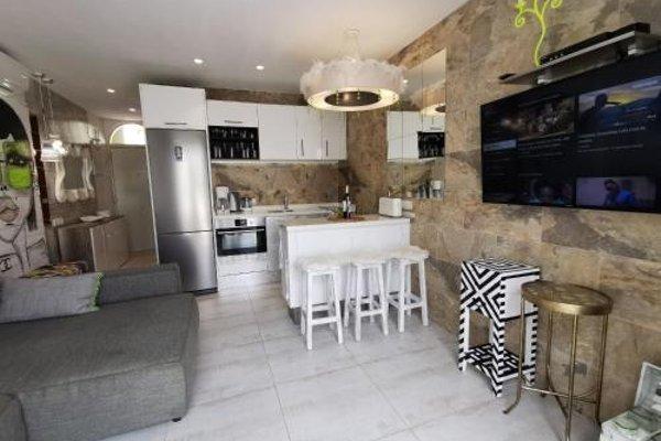 Apartment Orlando Torviscas Bajo - фото 23