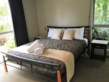 Апартаменты Fiordland Lakeview Motel and Apartments