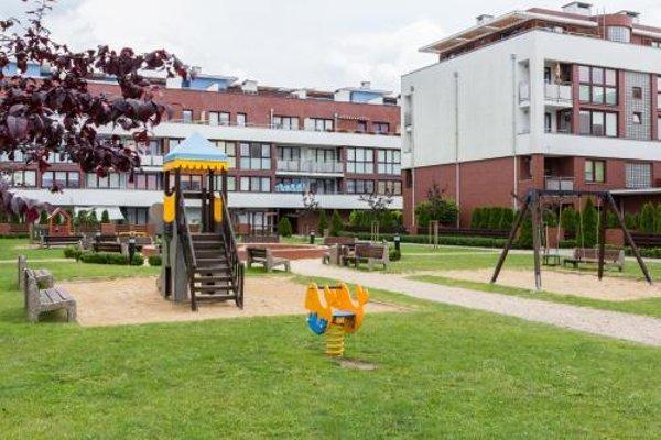 Sunny Apartments Jantar - фото 14