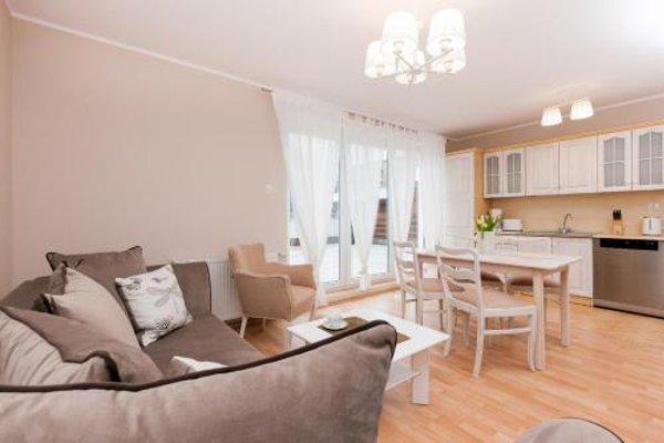 Sunny Apartments Jantar - фото 16
