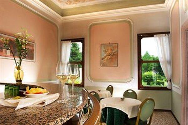 Hotel Villa Marcello Giustinian - фото 11