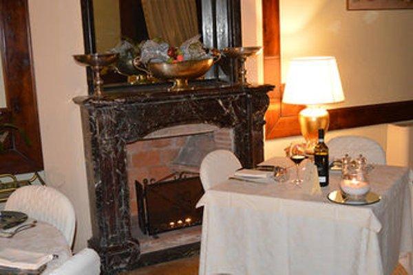 Hotel Villa Marcello Giustinian - фото 12