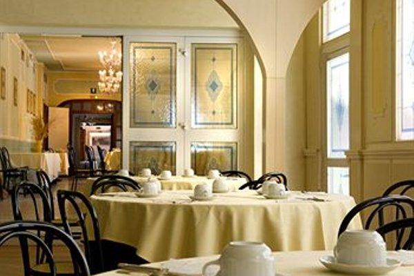 Hotel Villa Marcello Giustinian - фото 13