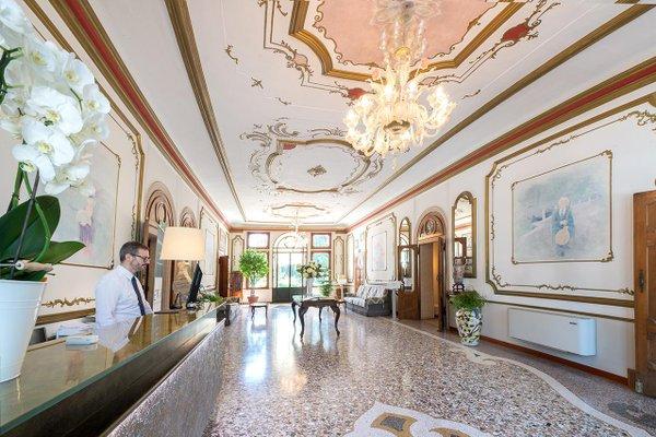 Hotel Villa Marcello Giustinian - фото 14
