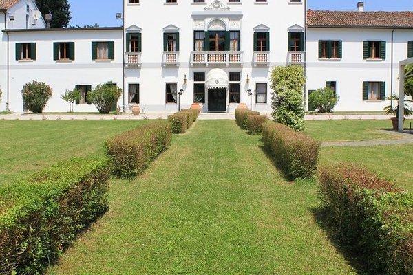 Hotel Villa Marcello Giustinian - фото 23