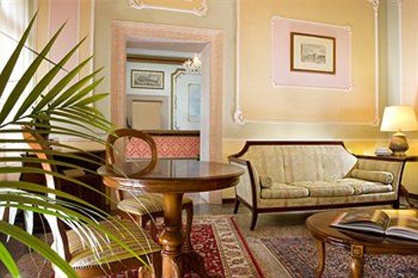Hotel Villa Marcello Giustinian - фото 7