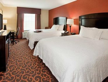 Апартаменты HAMPTON INN DICKINSON ND