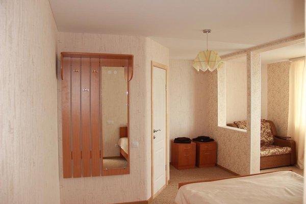 Гостиничный комплекс Пик Черского - 9