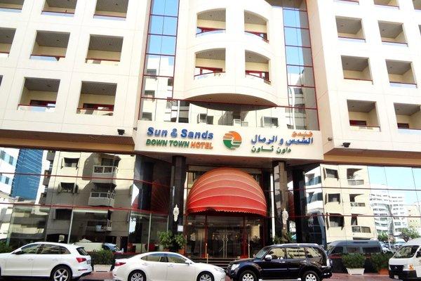 Отель Sun and Sands - фото 47