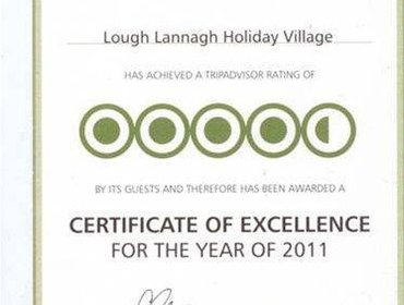 Гестхаус Lough Lannagh Self Catering Cottages
