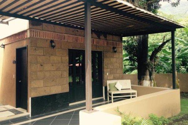 Casa de Campo Malinalco - фото 15