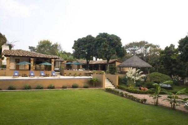 Casa de Campo Malinalco - фото 17