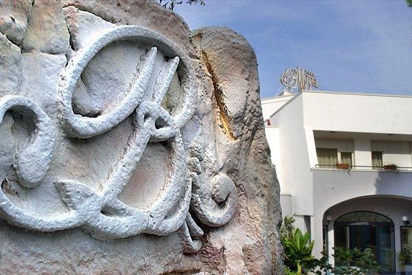 Hotel Baia - фото 23