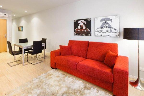 Barna House Apartments - фото 12
