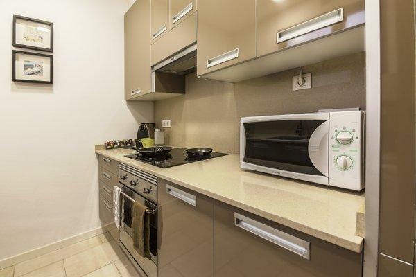 Barna House Apartments - фото 15