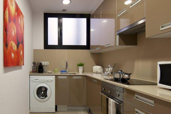 Barna House Apartments - фото 16