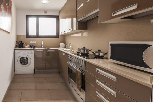Barna House Apartments - фото 17
