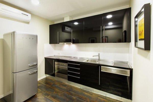 Barna House Apartments - фото 19