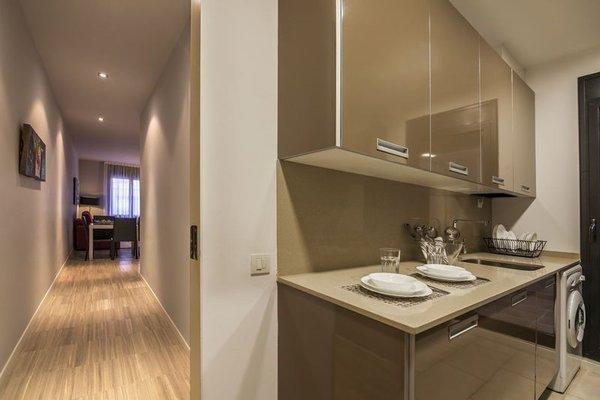 Barna House Apartments - фото 20