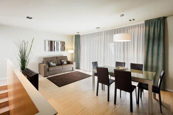 Barna House Apartments - фото 9
