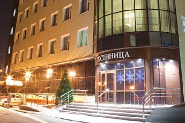 Бизнес Отель - фото 21