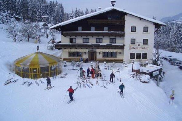 Salzburger Dolomitenhof - фото 22