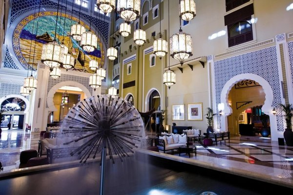 Movenpick Hotel Ibn Battuta Gate - фото 21