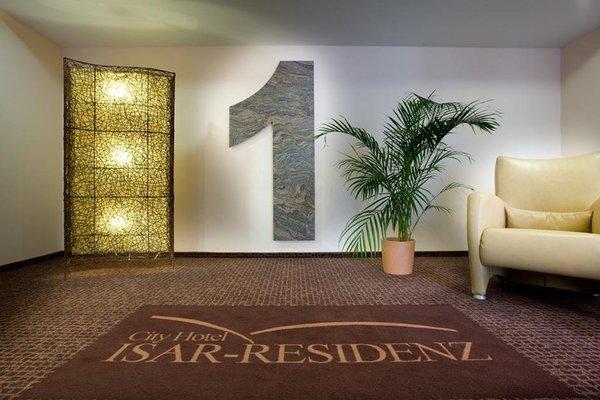 City Hotel Isar-Residenz - фото 17