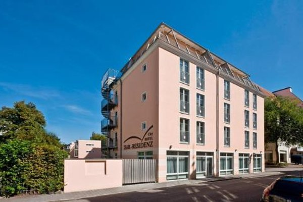 City Hotel Isar-Residenz - фото 22