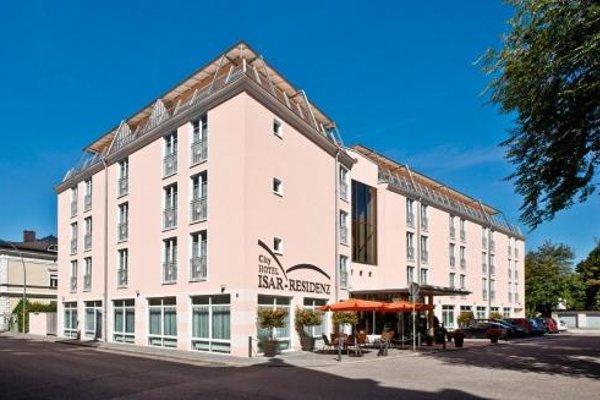 City Hotel Isar-Residenz - фото 23