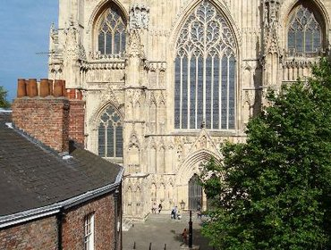 Апартаменты The Music House by York Minster (luxury apartment)