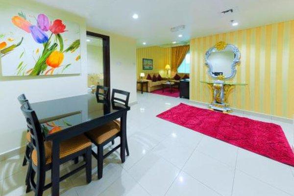 Asfar Hotel Apartment - фото 18