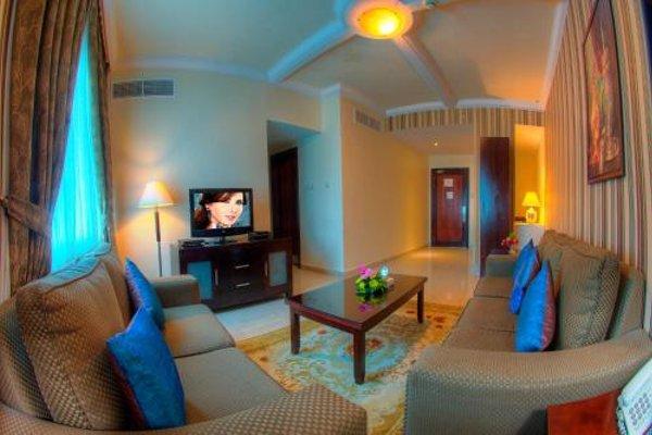 Asfar Hotel Apartment - фото 6