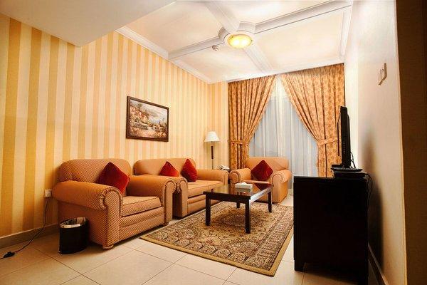 Asfar Hotel Apartment - фото 8