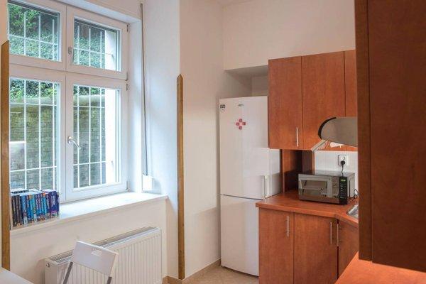 Vinohrady Garden Apartment - фото 12