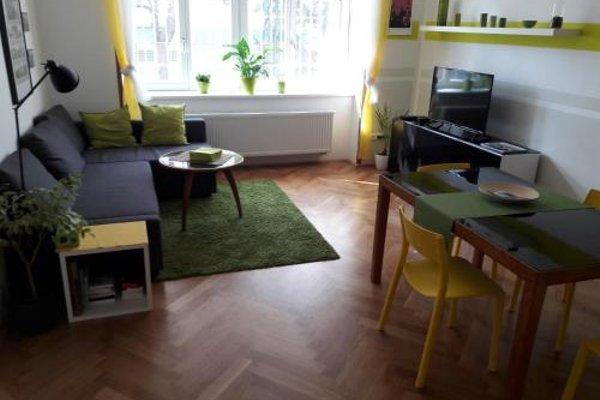 Vinohrady Garden Apartment - фото 4