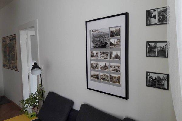 Vinohrady Garden Apartment - фото 7